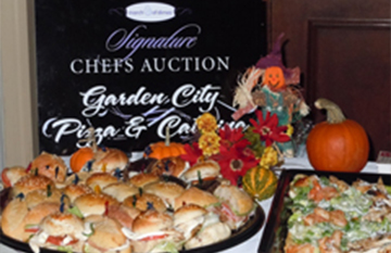 Garden City Pizza Catering